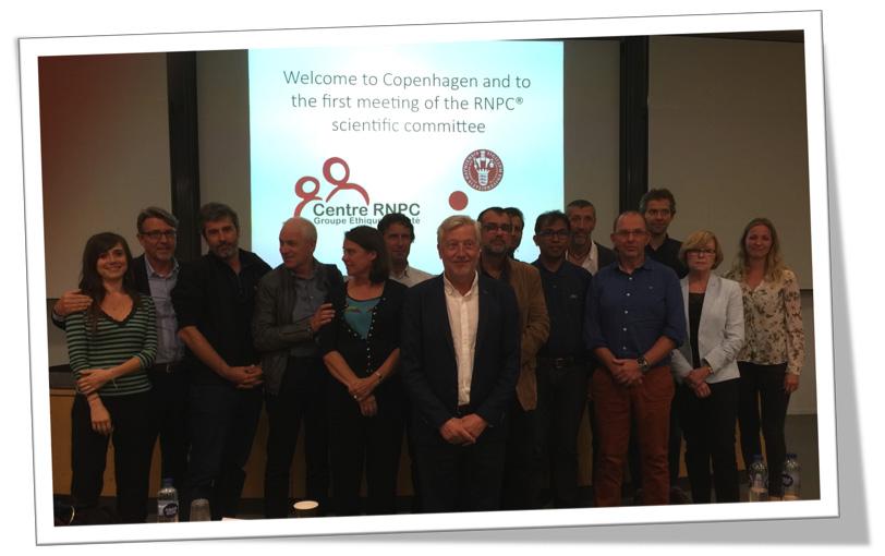 Réunion du comité scientifique RNPC